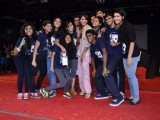 Promotions of Creature 3D at Mithibai College