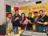 Promotion of the Movie 3AM at Radio Mirchi