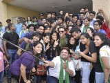 Whistling Woods Cleanliness Drive