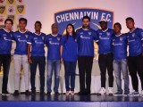 Abhishek Bachchan introduces ISL Chennai FC team