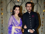 Sangeet Ceremony of Dia Mirza and Sahil Sangha