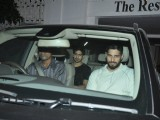 Celebs snapped at Karan Johar 's Bash