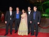 Arpita Khan and Aayush Sharma's Wedding Reception