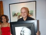 Anupam Kher Inaugurates India Art Festival