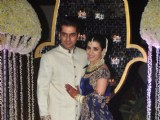 Wedding Reception of Riddhi Malhotra and Tejas Talwalkar