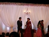 Drashti Dhami Wedding Reception at Sun N Sand