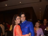Karan Patel and Ankita Bhargava's Engagement and Sangeet Ceremony