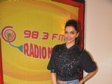 Promotions of Piku on Radio Mirchi