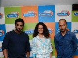 Promotions of Tanu Weds Manu Returns on Radio City