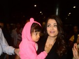 Aishwarya Rai Bachchan Return From Cannes