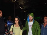 Varun Dhawan and Shraddha Kapoor Snapped