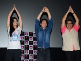 Celebs Celebrate International Yoga Day at Whistling Woods!