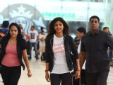 Shilpa Shetty Snapped at Airport