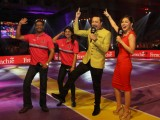 Promotions of Drishyam on Pro Kabaddi