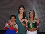 Alia Bhatt at Girl Child Event