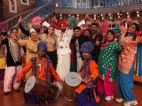 Promotions of Singh is Bling on Comedy Nights With Kapil