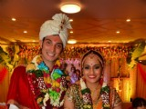 Singer Shweta Pandit and Ivano Fucci's Wedding!