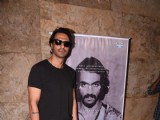 Arjun Rampal at Launch of first look of film 'Daddy'
