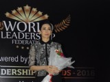 Karisma Kapoor at World Leadership Awards 2016