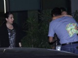 Karisma Kapoor snapped with alleged boyfriend Sandeep Toshniwal.