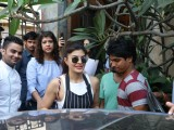 Jacqueline Fernandes snapped at her restaurant!
