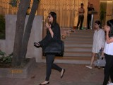 Sonam Kapoor snapped with her mom in Bandra