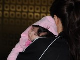 Soha's daughter Inaaya makes her first Airport Apperance