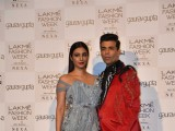 Bollywood celebrities at Lakmé Fashion Week Opening Show