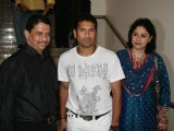 Sachin Tendulkar and Anjali Tendulkar at DR Pai''s Birthday bash, in Mumbai