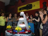 Mishti Mukherjee birthday bash