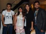 Vashu Bhagnani''s Honey store launch at Juhu in Mumbai