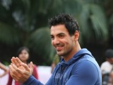 John Abraham at a promotional event for Channel UTV Bindass new show Big Switch held in Mumbai