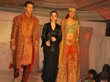 Neeta Lulla, Krishna Mehta showcase at Millionaire Home Show at Leela