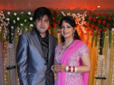 Upasana Singh''s Wedding Reception at Time N Again, Andheri in Mumbai