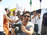 John Abraham Launches the Auto Car Show at Bandra Kurla Complex