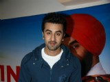 Ranbir Kapoor at Rocket Singh press meet