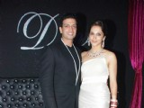 Isha Koppikar and Timmy Narang at 3 Flights Up Re-Launch at Colaba