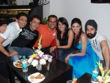 Launch of Kafe Kona at Fame, Andheri