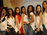 The audition round of the Pantaloons Femina Miss India (east)2010 started in Kolkata
