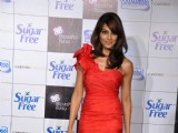 Bipasha Basu at the launch of her Yoga DVD in Mumbai