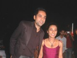 Abhay Deol and Tanishtha at Road movie media meet at Bandra