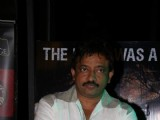 Ram Gopal Varma at Phoonk 2 film press show