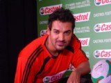Castrol football event at Bandra, Mumbai