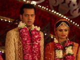 Rahul Mahajan selects and marries Dimpy Ganguly