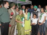 "Launch of ""Green Mela"" at Central Park, Connaught Place in New Delhi"