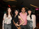 Shibani Kashyap launches My Free Spirit Album along with loads of celebs at Cinemax