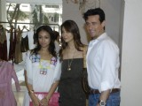 Surily Goel's IPL collection launch at Ensemble