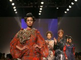 Designer Gaurav Gupta's creations at the Wills Lifestyle India Fashion Week