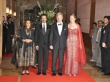 Belgium Royalty at Orra Fashion Showcase at Grand Hyatt, Mumbai
