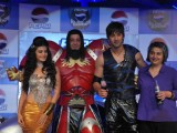 Ranbir, Sanjay Dutt and Jacqueline unveil Pepsi Game
